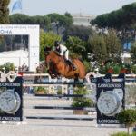 Grande spettacolo a Roma con il Longines Global Champions Tour